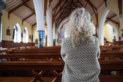 Crossdressing and church…