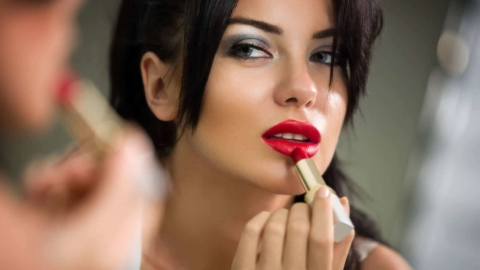 Feminine beauty starts with your face