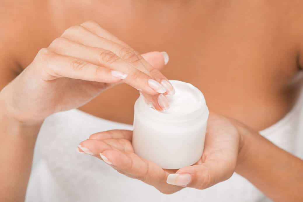 A skin care regime for crossdressers