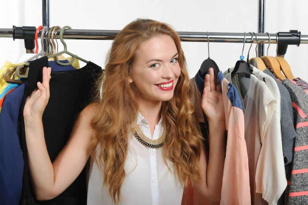 How big is your closet?