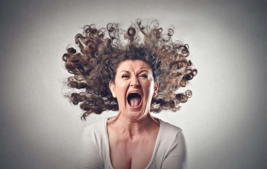 Women with a bad hair day can crossdress