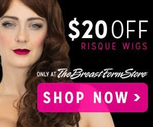 Breast Form Store Black Friday - Wigs