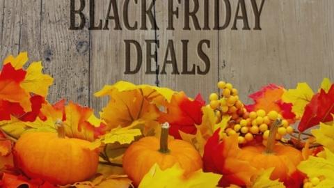Black Friday Deals at Crossdresser Heaven