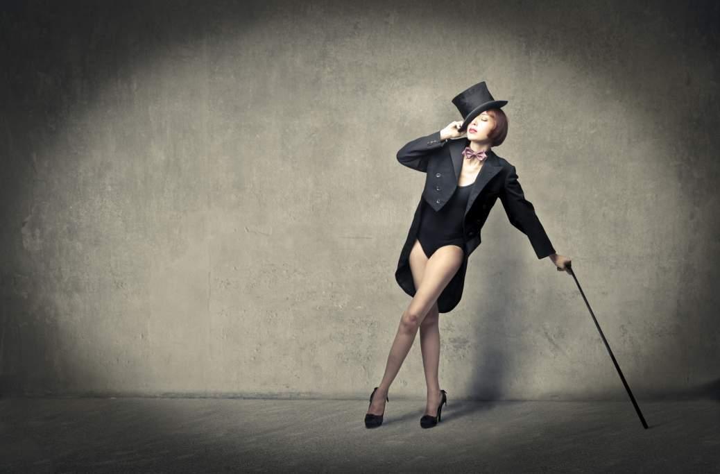 Crossdressing cabaret