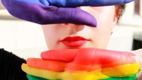 LGBTQ Skittles