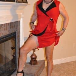 This Calvin Klein Dress Was Not One Of My Favorites…