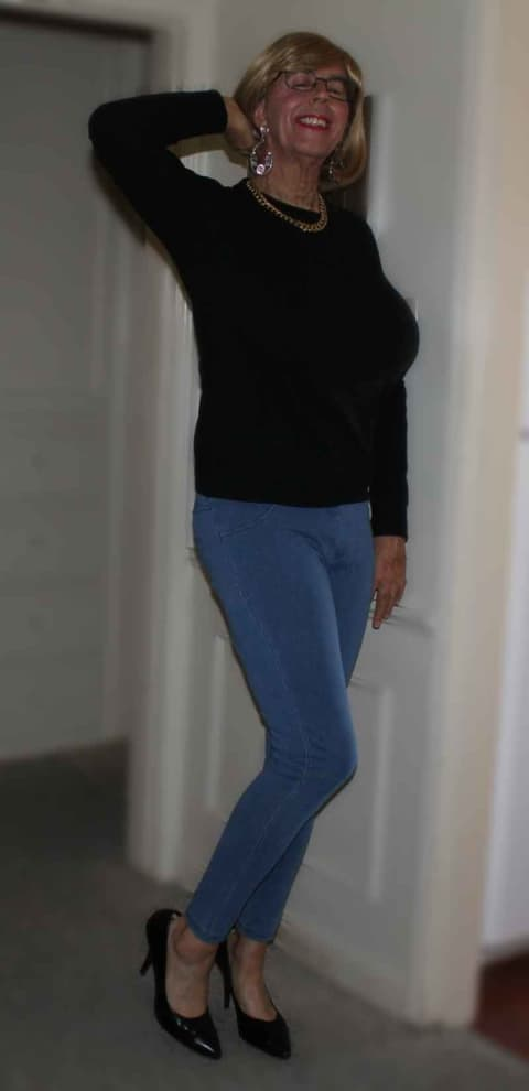 Tight Jeans & High Heels