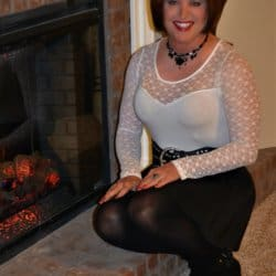 I Just Love This Fireplace In Our New Home!