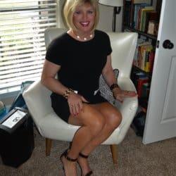 Hope You Like Me As A Blonde!