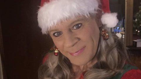 Christmas here at Crossdresser Heaven