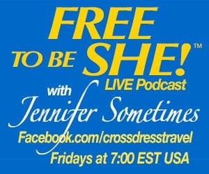 Free to Be She Podcast Radio