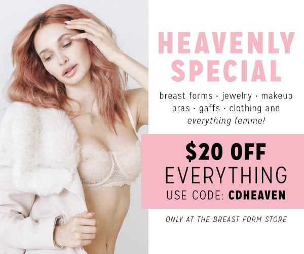 The Breast Form Store - Heavenly Special