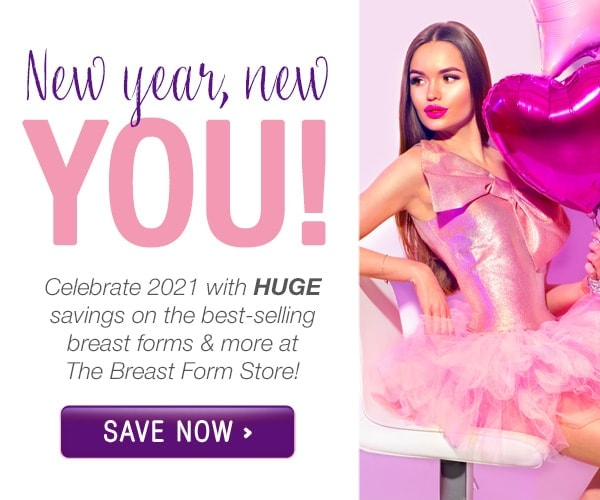 Breast Form Store Sale