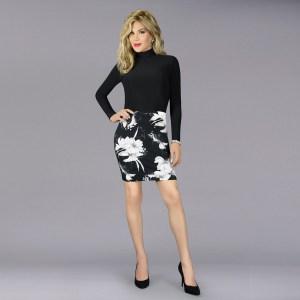 Exclusive Bodycon Floral Print Dress