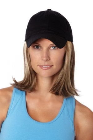 HM Hats With Hair Classic Style