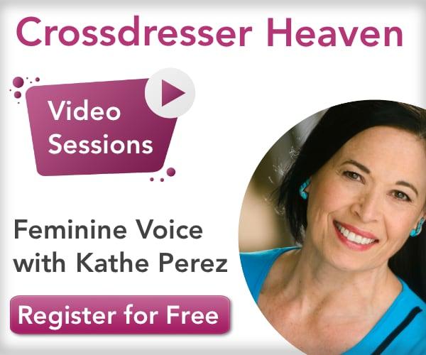 Crossdresesr Heaven Video Sessions - Kathe Perez-cdh