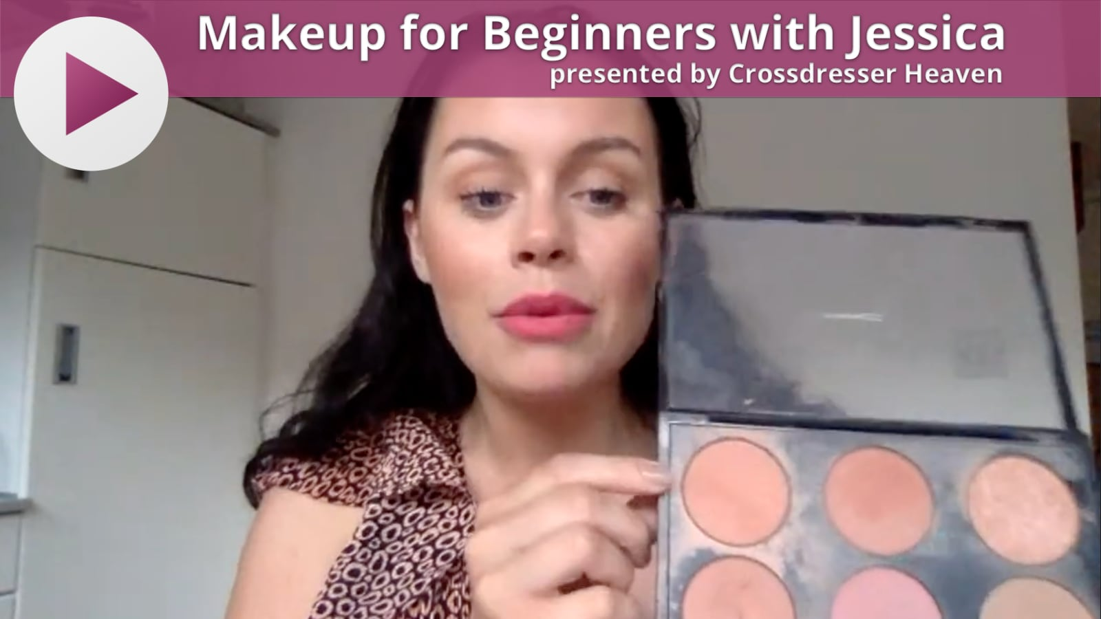 Makeup for Beginners with Jessica Blackler